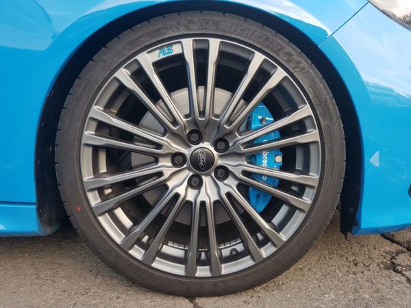 Felgen Inlay Focus RS