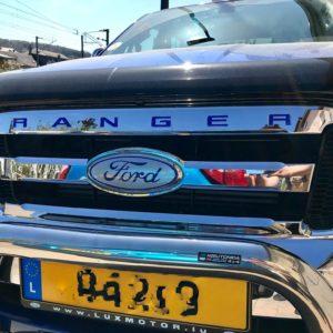 Ranger Gel-Inlays Front Schriftzug