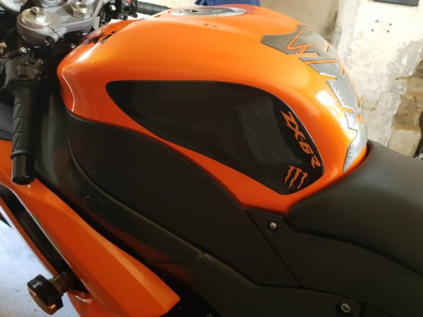 Tankpad Motorrad